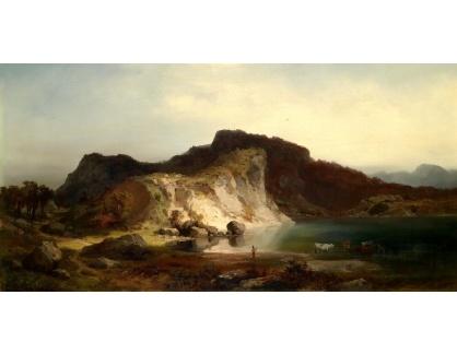 VP400 Josef Brunner - Pastýř u jezera