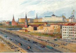 VR-390 Alexander Arkadijevič Labas - Pohled na Kreml