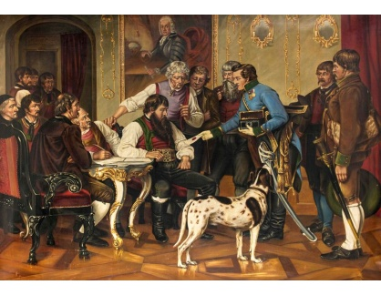 DDSO-1499 Alois Steindl - Dary císaři