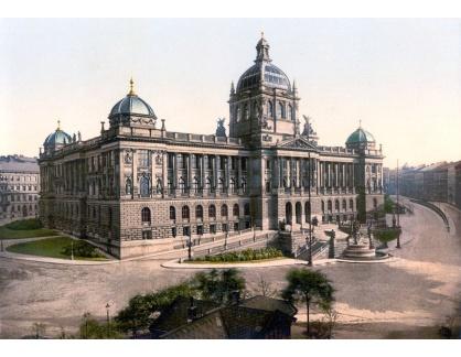 Fotochrom VF 250 Národní muzeum, Praha