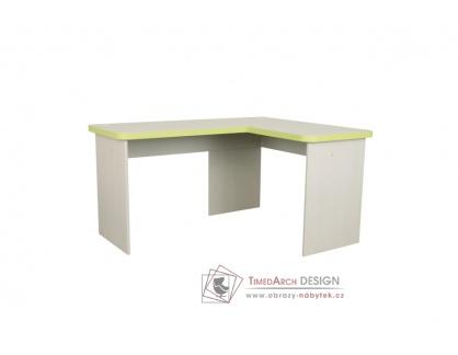 CASPER C013, psací stůl rohový, výběr provedení