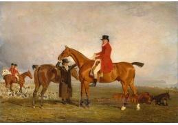 Slavné obrazy XI-100 Benjamin Marshall - George Marquess Huntly