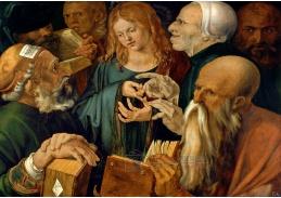 DDSO-4788 Albrecht Dürer - Ježíš mezi lékaři