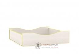 CASPER C109, zásuvka pod postel, výběr provedení