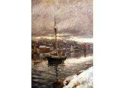 VSO66 Karl Dirik - Zima na řece