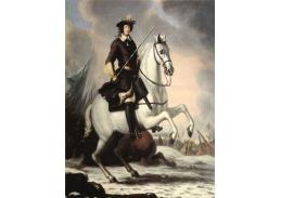 DDSO-2358 David Klöcker Ehrenstrahl - Charles XI, švédský král